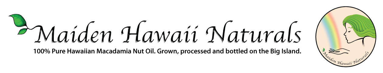 Grown, processed and bottled on the Big Island of Hawaii