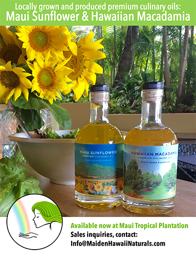 maui sunflower oil